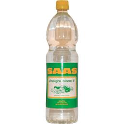 Vinaigre d'alcool blanc cristal 6°