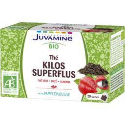 Thé Kilos Superflus arôme pamplemousse BIO