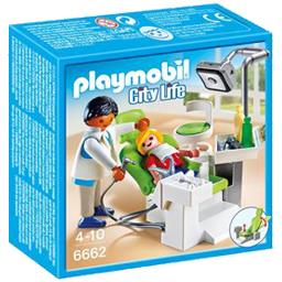 City Life - Cabinet de dentiste 4-10