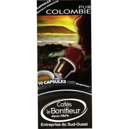 Capsules de café moulu Pur Colombie