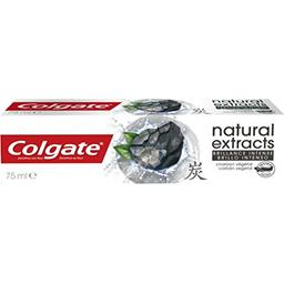 Dentifrice Natural Extracts charbon végétal