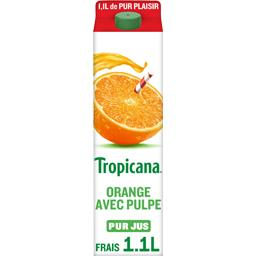 Tropicana Tropicana Pure Premium - Jus d'orange avec pulpe