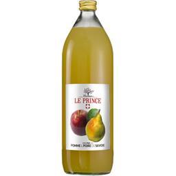100% pur jus pomme & poire de Savoie