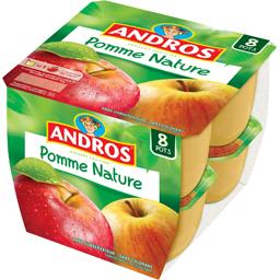 Andros Andros Dessert Fruitier pomme nature