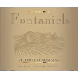 Vin de pays d'Oc Fontaniels, vin rouge