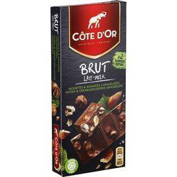 Brut - Chocolat au lait double noix