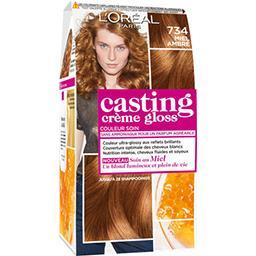 Casting - Couleur soin Crème Gloss Miel Ambré 734