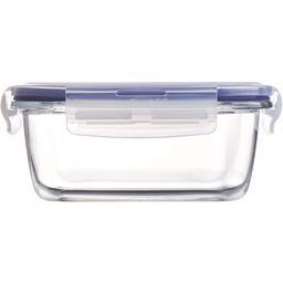 Boite conservation carrée 76 cl couvercle Pure Box A...