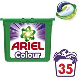 3en1 pods - couleur & style - lessive capsules - 35 lavages