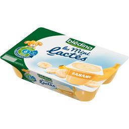 Les Mini Lactés - Dessert banane, dès 6 mois