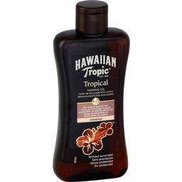 Huile de bronzage Tropical sans protection Dark