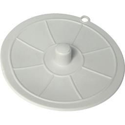 Bouche évier blanc D 100 mm