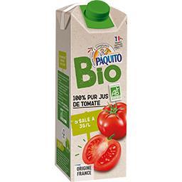 100% pur jus de tomate BIO
