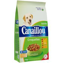 Croquettes au bœuf/poulet pour chien adulte