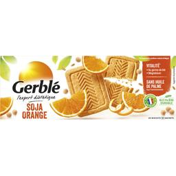 Gerblé Biscuits soja orange