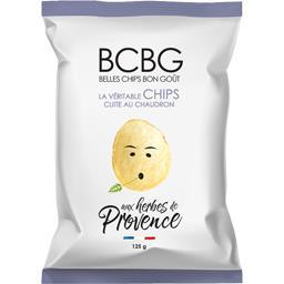 BCBG (chips) Chips aux herbes de Provence la paquet de 125 g