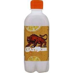 Boisson énergisante caféine/taurine/vitamines goût orange