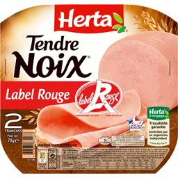 Tendre Noix - Jambon Label Rouge