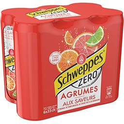 Soda Agrum' Zero