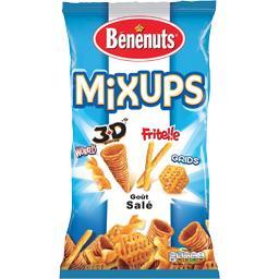 Biscuits apéritif Mix goût salé