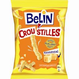 Croustilles - Biscuits apéritifs goût emmental
