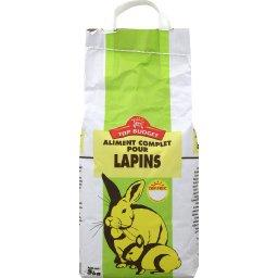 Sac aliment complet lapin