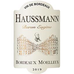 Bordeaux moelleux, vin blanc