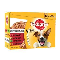 Pedigree Gelée gourmande pour chiens adultes