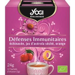 Infusion Défenses Immunitaires BIO