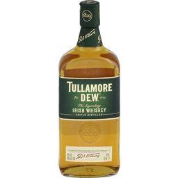 Irish Whiskey Triple Distilled,TULLAMORE DEW,la bouteille de 70 cl