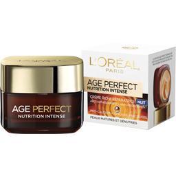 Age Perfect - Crème nutrition intense nuit