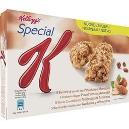 Special K - Barres de céréales noisettes et amandes