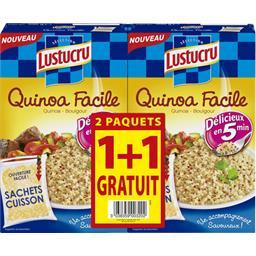 Lustucru Quinoa facile la boite de 300 g