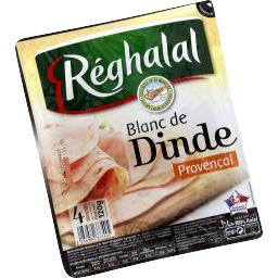 Blanc de dinde provençal halal