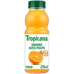 Pure premium, jus d'orange avec pulpe