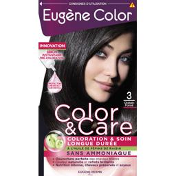 Eugène Color Color & Care - Coloration 3 Châtain foncé