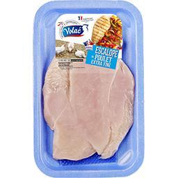 Escalope de poulet blanc extra-fine