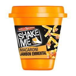 Shake Me - Macaroni jambon emmental