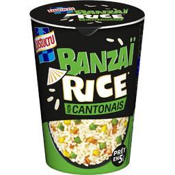 Banzaï Rice - Riz façon cantonais