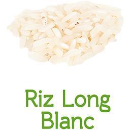 Riz long blanc BIO en VRAC