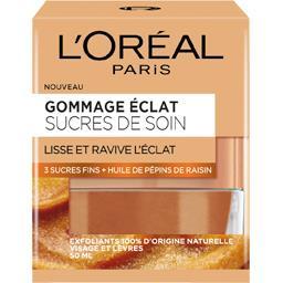 L'Oréal Sucres de Soin - Gommage éclat