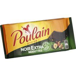 Chocolat noir extra noisettes