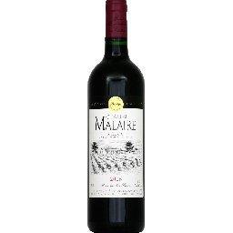 Médoc vin rouge Château Malaire