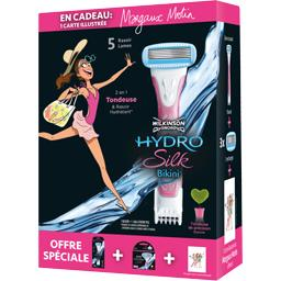 Rasoir + recharges pour femme Hydro Silk Bikini