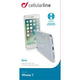 Coque silicone souple ultra fine translucide pour IPH7/8