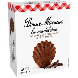 La Madeleine intensément chocolat Tonka