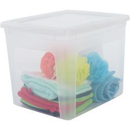 Boîte Modular Clear Box 30 l