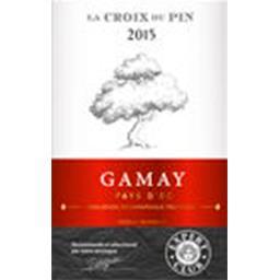 Vin de pays - Gamay Comté Tolosan - La Croix du Pin,...