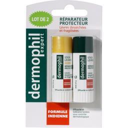 Soin des lèvres Réparateur Protecteur + Réparateur vanille