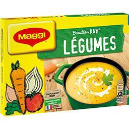Maggi Bouillon Kub légumes